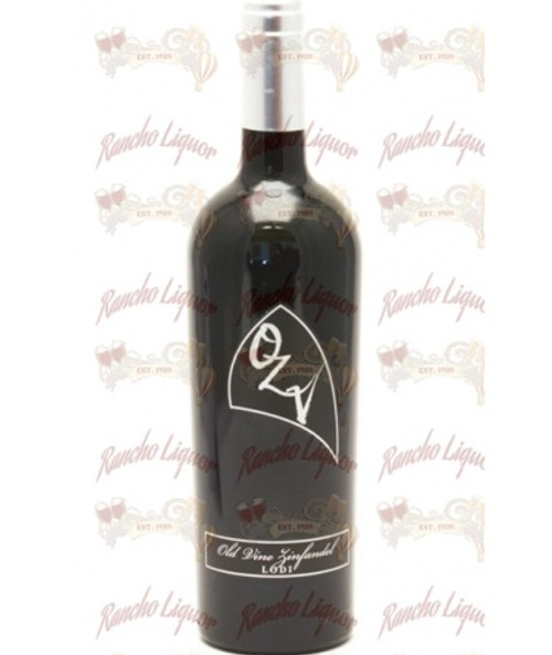 OZV Old Vine Zinfandel Lodi 750mL