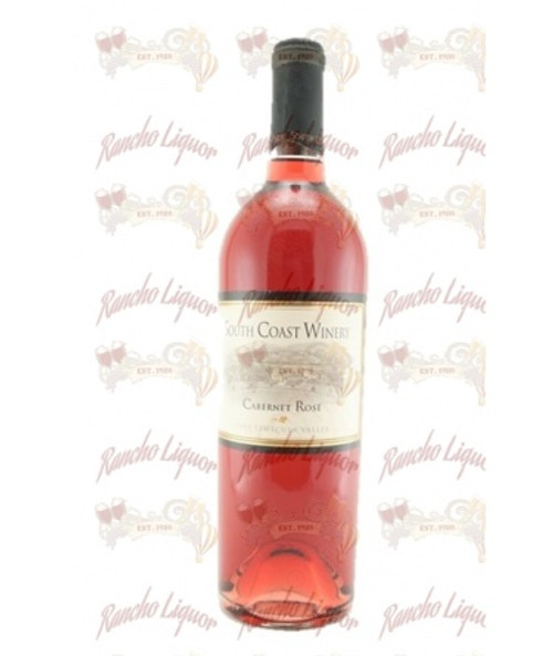 South Coast Winery Cabernet Rose 750 mL