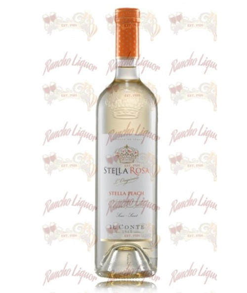 Stella Rosa Stella Peach 750mL