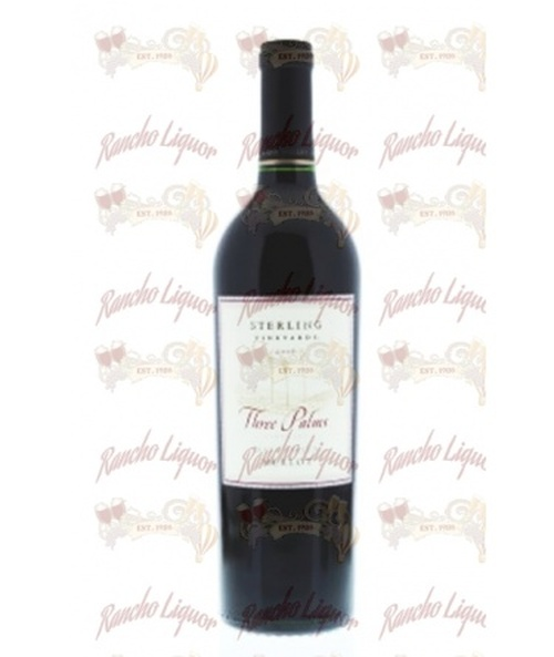 Sterling Three Palms Vineyard Merlot, Napa Valley 750 mL