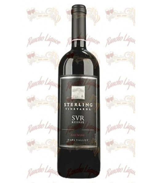 Sterling Vineyards SVR Reserve Red Wine 750 mL