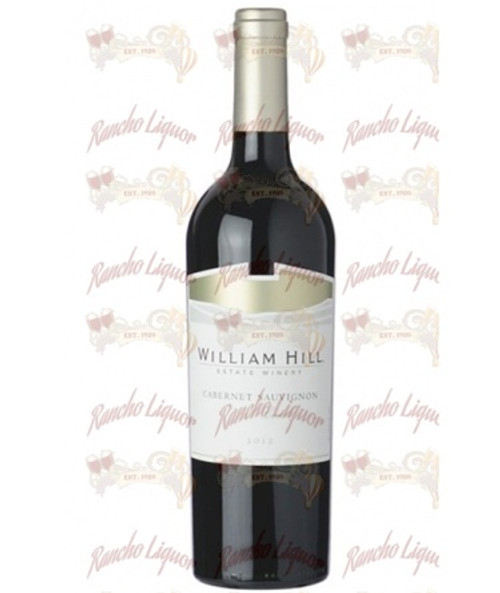 William Hill Estate North Coast Cabernet Sauvignon 750 mL