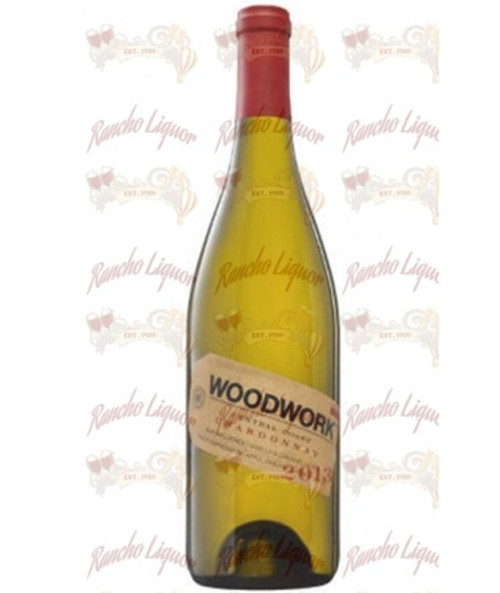 Woodwork Central Coast Chardonnay 750mL