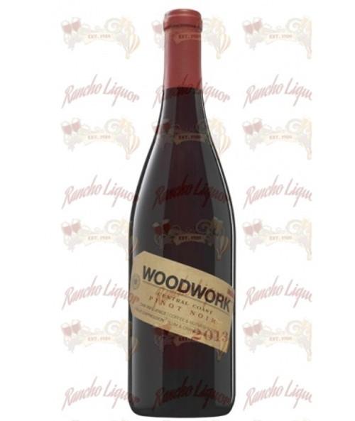 Woodwork Pinot Noir Central Coast 750mL