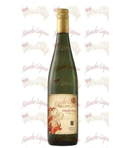 Pacific Rim Dry Riesling Selenium Vineyard 750mL