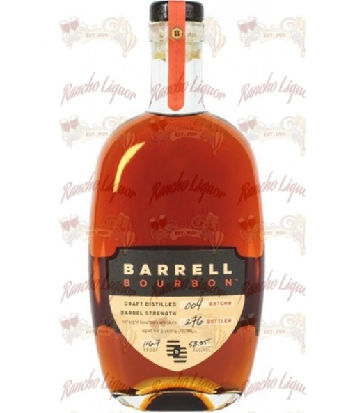 Barrell Whiskey Batch No. 6 750mL