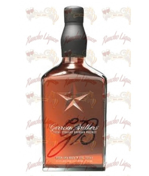 Garrison Brothers Fall 2014 Texas Straight Bourbon Whiskey 750mL