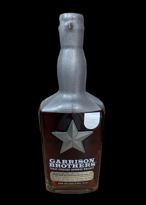 Garrison Brothers Hand -Selected And Special Blended By Donnis Todd, Master Distiller And Rancho Liquor House 750mL