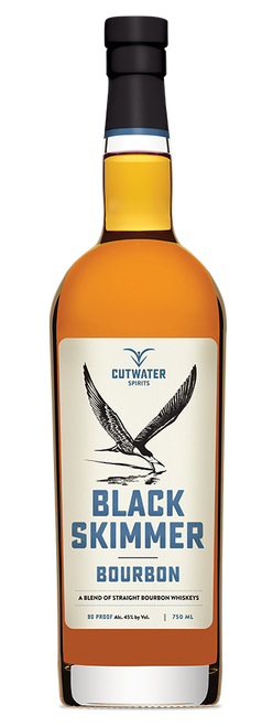 Black Skimmer Blended Straight Bourbon Whiskey