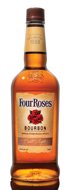 Four Roses Bourbon 750mL