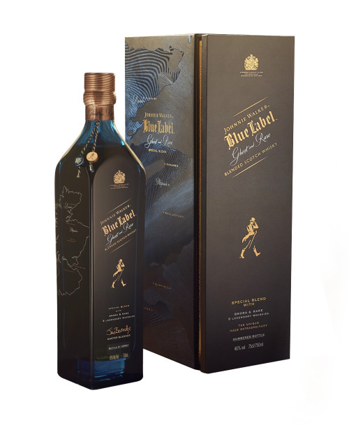 Johnnie Walker Blue Label® Ghost and Rare 750mL