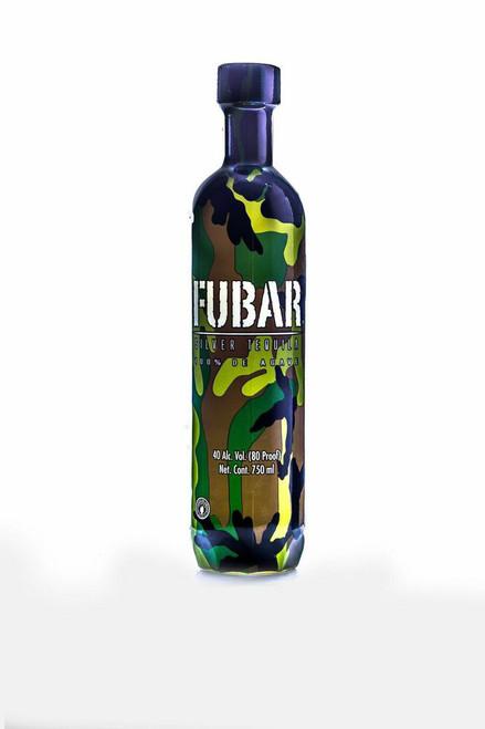 FUBAR Silver Tequila