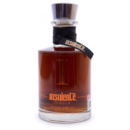 Insolente Tequila Anejo 750mL