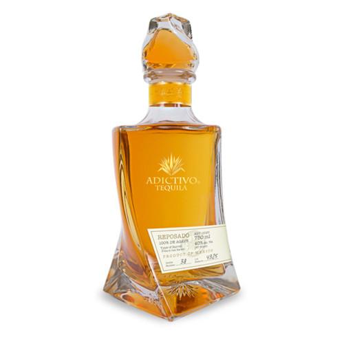 Tequila Adictivo Reposado 750mL