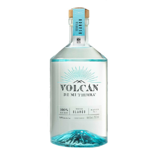 Volcán – De Mi Tierra Tequila Blanco 750mL
