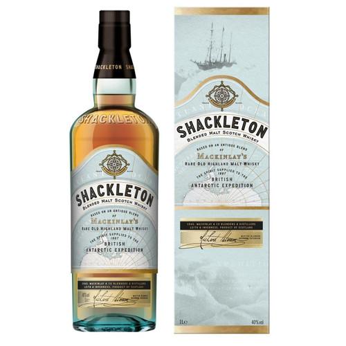 Shackleton Blended Malt Whisky 750mL