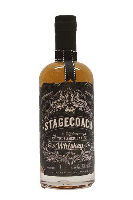 Cutler's Stagecoach Whiskey 750mL