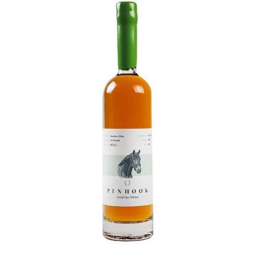 Pinhook Straight Rye Whiskey 750mL