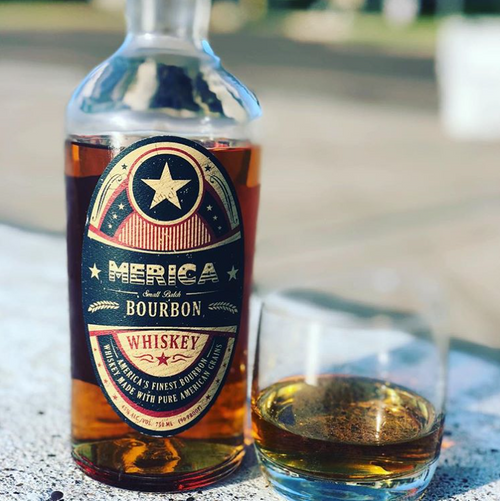 Merica Bourbon 750mL