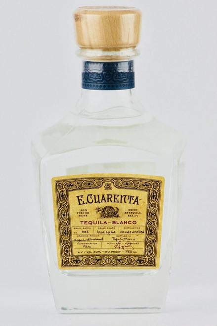 E. Cuarenta Tequila Blanco by E-40 750mL