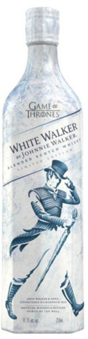 Johnnie Walker White Walker | Games of Thrones Limited Release 750mL