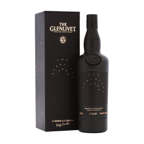 Glenlivet Code Single Speyside Malt Whisky - 750mL