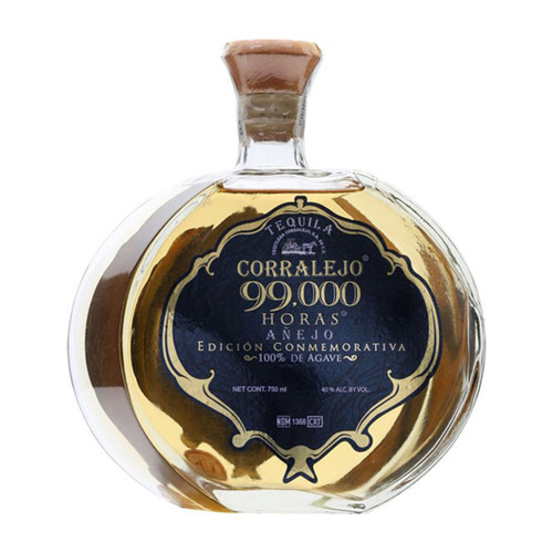 Corralejo 99,000 Horas Añejo 750mL