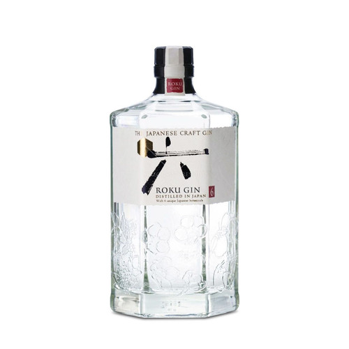 Roku Japanese Craft Gin 750mL