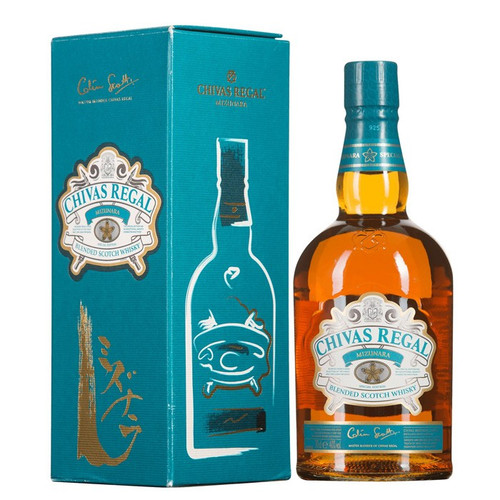 Chivas Regal Mizunara 750mL