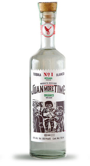 Juan More Time Blanco 750mL
