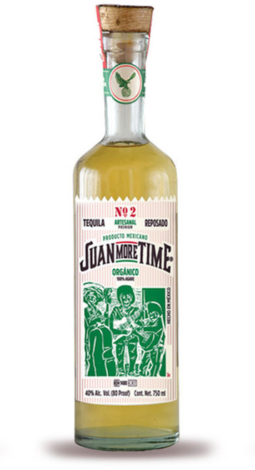 Juan More Time Reposado 750mL