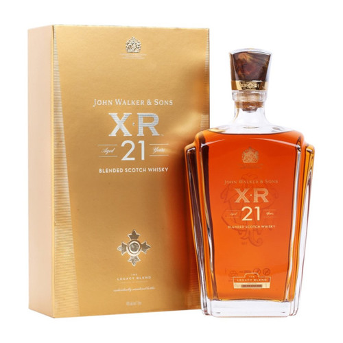 Johnnie Walker XR 21Yr 750mL