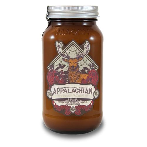 Appalachian Eggnog Sippin' Cream 750mL