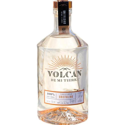 Volcan de Mi Tierra Tequila Cristalino Anejo 750mL