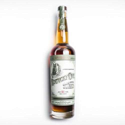 Kentucky Owl Rye Whiskey 750mL