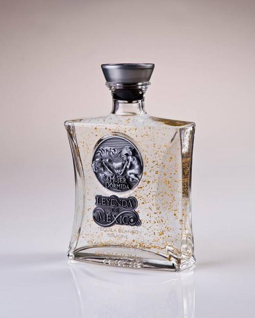 La Mujer Dormida Tequila Leyenda de México Blanco 750mL