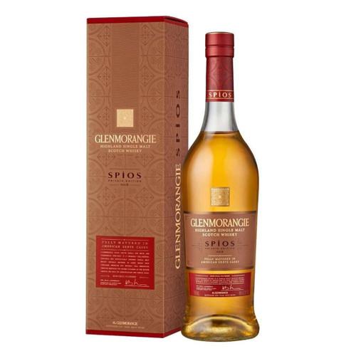 Glenmorangie Spios Private Edition No 9 Single Malt Scotch Whisky (2018 Release) 750mL