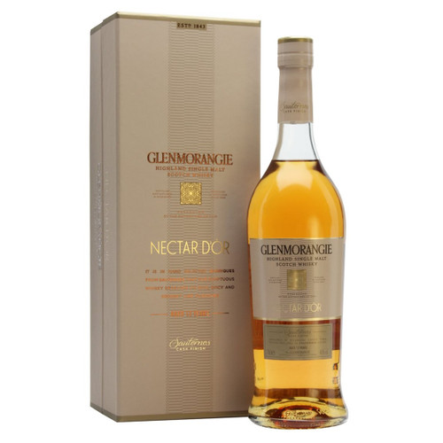 Glenmorangie Nectar D'Or 12 Year Old 750mL