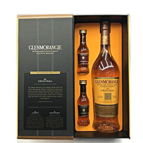 Glenmorangie 10YR Gift Pack 750ml