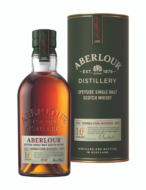 Aberlour 16 Year Old Double Cask 750mL