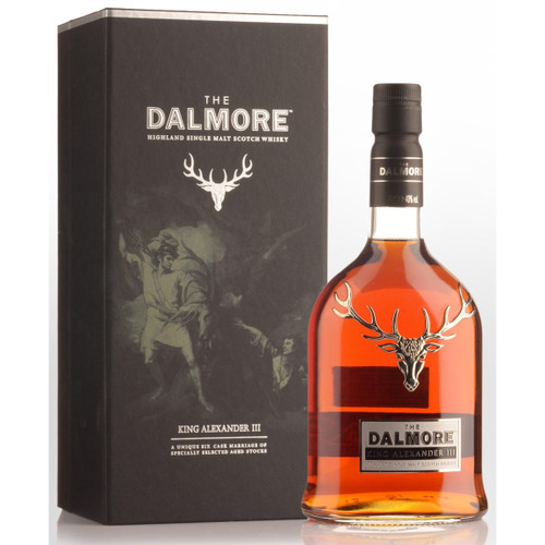 The Dalmore 1263 King Alexander III Single Malt Scotch Whisky 750mL