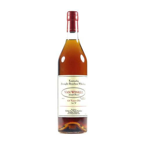 "Van Winkle Special Reserve Lot ""B"" 12 Year Old Bourbon 750mL"