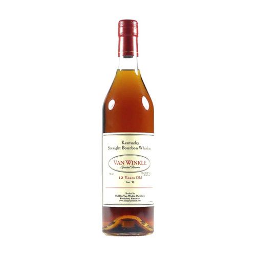 "Van Winkle Special Reserve Lot ""B"" 12 Year Old Bourbon 750mL"