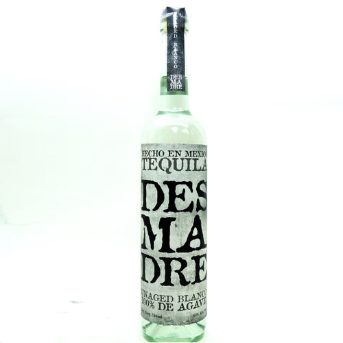 Desmadre Unaged Blanco Tequila
