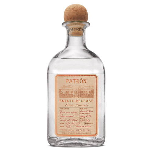 Patrón Limited Edition Estate Release 750mL