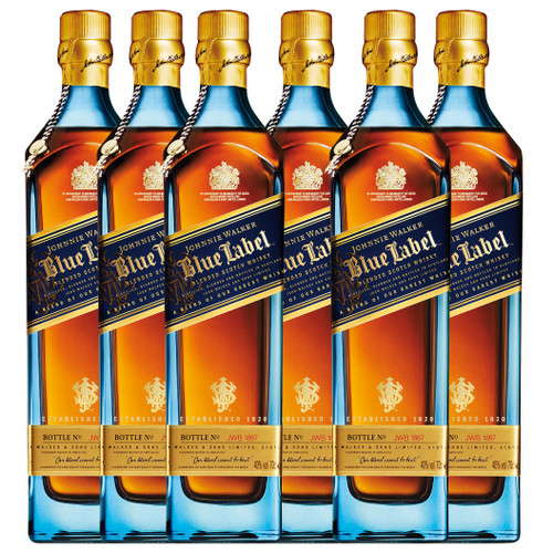 Johnnie Walker Blue Label 50mL - 6 PACK