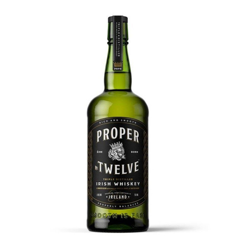 Conor McGregor's Proper Twelve Irish Whiskey 750mL