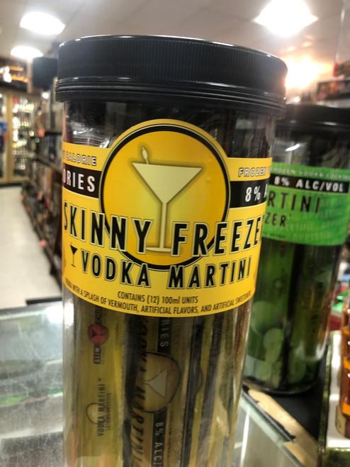 Lemon Drop Skinny Freezer 12 Ct Pack