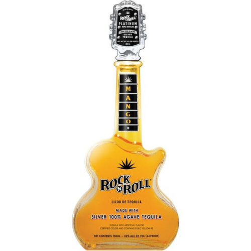 Rock N Roll Tequila Mango 750mL
