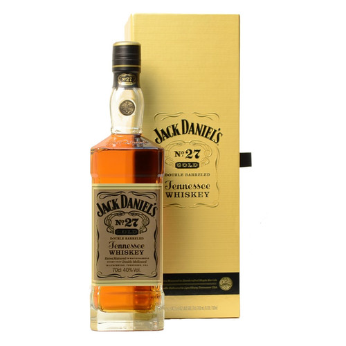 Jack Daniel's No.27 Gold Tennessee Whisky 750mL